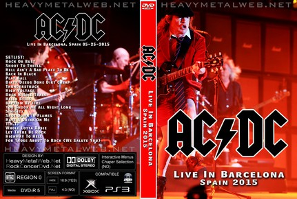 Ac Dc Farewell Tour