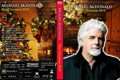 Michael Mcdonald Christmas 2021 Michael Mcdonald This Christmas 2010 Dvd