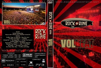 Volbeat Rock Am Ring 2016 Dvd