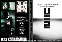 U2 Live At The BBC Radio Theatre In London 02/27/2009 DVD