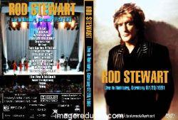 premium selection 82704 27838 ROD STEWART Vagabond Heart live in Hamburg 1991 DVD